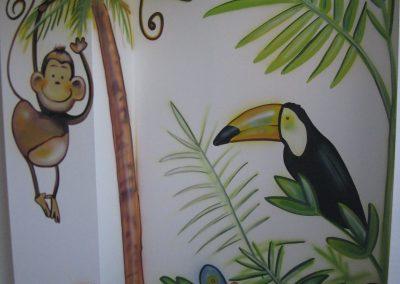 Pokojíček Jungle zvířátka