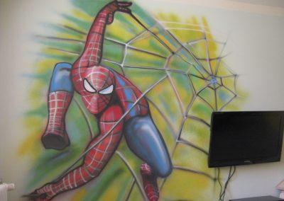 Pokojíček Spider man