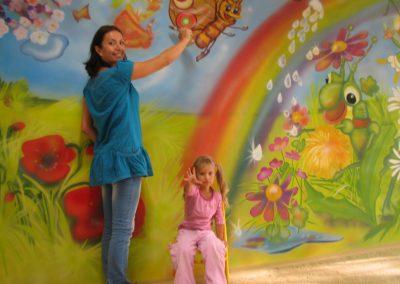 Dekorační malby pro děti
