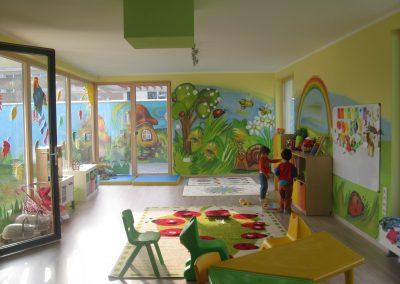 Malba Interiéru školky