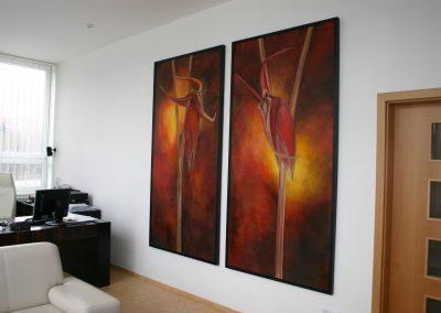 Obrazy do kanceláře